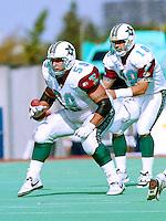 Darrin Muilenburg San Antonio Texans 1995. Photo F. Scott Grant