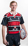 Hong Kong Junior Squad team member Alexander Tunesi poses during the Official Photo Session Day at King's Park Sports Ground ahead the Junior World Rugby Tournament on 25 March 2014. Photo by Andy Jones / Power Sport Images
