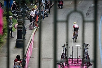 Jonathan Klever Caicedo (ECU/EF Education - Nippo)<br /> <br /> 104th Giro d'Italia 2021 (2.UWT)<br /> Stage 1 (ITT) from Turin to Turin (8.6 km)<br /> <br /> ©kramon