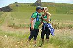 2019-07-06 Mighty Hike NC 17 AB Dunstanburgh