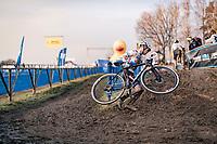 European CX Champion Eli Iserbyt (BEL/Pauwels Sauzen-Bingoal)<br /> <br /> 2021 GP Sven Nys in Baal (BEL)<br /> <br /> ©kramon