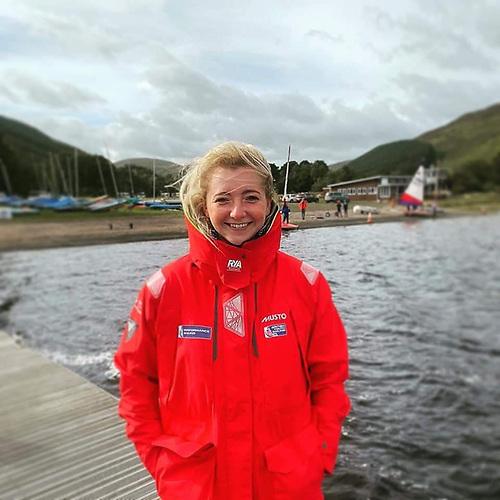 Kate Pounder – Ballyholme Yacht Club