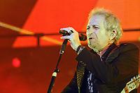Patrick Coutin lors de la tournÈe 'Stars 80, 10 ans dÈj‡ !' au Palais Nikaia ‡ Nice, le samedi 18 mars 2017. # TOURNEE 'STARS 80 - 10 ANS DEJA !' A NICE