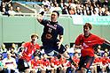 Handball : Mens friendly match: Japan 28-28 South Korea
