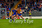 Michael Foley Spa and Ronan Murphy Beaufort competed at the Intermediate Club Championship final in Fitzgerald Stadium on Sunday