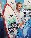 David Beckham at Fox Teen Choice 2010 Awards held at he Universal Ampitheatre in Universal City, California on August 08,2010                                                                                      Copyright 2010 © DVS / RockinExposures