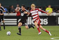 DC United vs FC Dallas August 14 2010