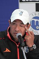 Nacho Ambriz Director Técnico de Queretaro MX