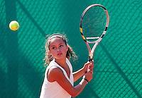 11-08-10, Hillegom, Tennis,  NJK 12 tm 18 jaar,  Joan van Lochem