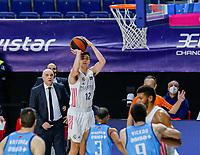 2021.02.07 ACB Club Estudiantes VS Real Madrid Baloncesto