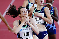 9th July 2021, Monaco, France; Diamond League Athletics, Herculis meeting, Monaco; Laura Muir (GBR)