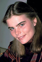 Mariel Hemingway 1982 Photo By Adam Scull/PHOTOlink