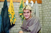 1999, Tennis, Rotterdam,Ahoy, ABNAMROWTT, Roger Federer
