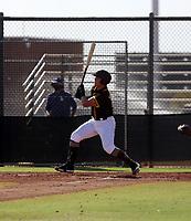 Brandon Valenzuela - 2020 AIL Padres (Bill Mitchell)