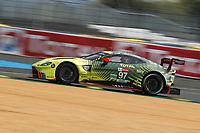 #97 ASTON MARTIN RACING (GBR) ASTON MARTIN VANTAGE AMR LM GTE PRO  MAXIME MARTIN (BEL) ALEX LYNN (GBR) HARRY TINCKNELL (GBR)
