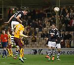 Keith Watson scores the winner for Dundee Utd