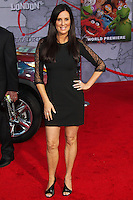 """HOLLYWOOD, LOS ANGELES, CA, USA - MARCH 11: Patti Stanger at the World Premiere Of Disney's """"Muppets Most Wanted"""" held at the El Capitan Theatre on March 11, 2014 in Hollywood, Los Angeles, California, United States. (Photo by Xavier Collin/Celebrity Monitor)"""