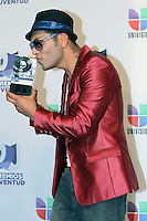 MIAMI, FL- July 19, 2012:  Samo backstage at the 2012 Premios Juventud at The Bank United Center in Miami, Florida. ©Majo Grossi/MediaPunch Inc. /*NORTEPHOTO.com* **SOLO*VENTA*EN*MEXICO** **CREDITO*OBLIGATORIO** *No*Venta*A*Terceros* *No*Sale*So*third* ***No*Se*Permite*Hacer Archivo***No*Sale*So*third*©Imagenes*