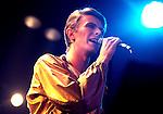 David Bowie 1982<br />© Chris Walter