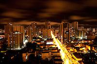 Belém vista da rua dos Mundurucus.<br /> <br /> Belém cresce rumo aos 400 anos.<br /> Belém, Pará, Brasil.<br /> Foto Paulo Santos<br /> 09/01/2014