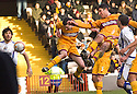 27/02/2010  Copyright  Pic : James Stewart.sct_jspa06_motherwell_v_kilmarnock  .::  JAMIE MURPHY HEADS HOME MOTHERWELL'S GOAL :: .James Stewart Photography 19 Carronlea Drive, Falkirk. FK2 8DN      Vat Reg No. 607 6932 25.Telephone      : +44 (0)1324 570291 .Mobile              : +44 (0)7721 416997.E-mail  :  jim@jspa.co.uk.If you require further information then contact Jim Stewart on any of the numbers above.........
