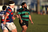 Action from the Canterbury Canstaff Metro Premier Club rugby match between Sydenham and Linwood at Sydenham Park in Christchurch , New Zealand on Saturday, 10 July 2021. Photo: Martin Hunter  / lintottphoto.co.nz