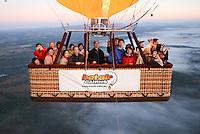20120802 August 02 Hot Air Balloon Cairns
