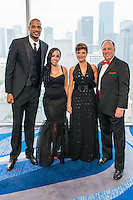 "Memorial Hermann Circle of Life Gala with special guests, Les Alexander and the Houston Rockets NBA basketball team including James ""The Beard"" Harden and Dwight ""Superman"" Howard."