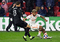 Washington, DC. - Sunday, March 3, 2019: D.C United defeated Atlanta United FC 2-0 in a MLS match at Audi Field.