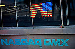 Nasdaq discusses Q4 2011 results in New York Stock Exchange on Wednesday