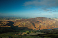 Black Hill and Green Cleuch from Scald Law, The Pentland Hills, The Pentland Hills Regional Park, Lothian