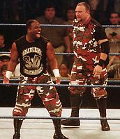 D Von Dudley Bubba Ray Dudley 1999                                                        By John Barrett/PHOTOlink