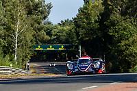#23 United Autosports Oreca 07 - Gibson LMP2, Paul Di Resta, Alex Lynn, Wayne Boyd, 24 Hours of Le Mans , Test Day, Circuit des 24 Heures, Le Mans, Pays da Loire, France