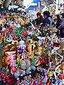 Annual Fair in Asakusa