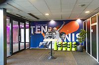 Den Bosch, The Netherlands, Februari 07 2019,  Maaspoort , FedCup  Netherlands - Canada, <br /> Photo: Tennisimages/Henk Koster