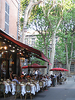 PROVENCE Cafes