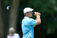 4th September 2020, Atlanta GA, USA;  Bryson DeChambeau  tees off during the first round of the TOUR Championship  at the East Lake Golf Club in Atlanta, GA.