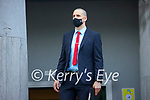 Garda Kevin Walsh at Tralee Court on Wednesday.
