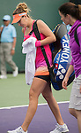 Belinda Bencic (SUI) Forced To Retire