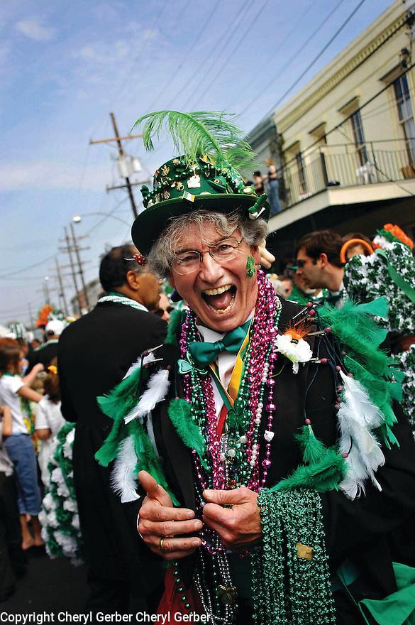 St. Patrick's Day, Irish Channel, 2004