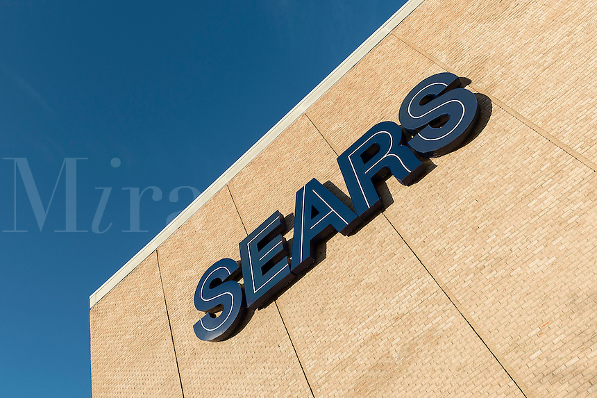 Sears retail store, Moorestown, New Jersey, USA
