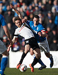 Adam Hunter and Lee Wallace