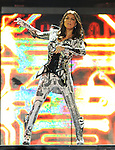 """Stacy Ferguson aka Fergie of The Black Eyed Peas performs live at Staples Center as part of their """"The E.N.D. Tour"""" in Los Angeles, California on March 29,2010                                                                   Copyright 2010  DVS / RockinExposures"""