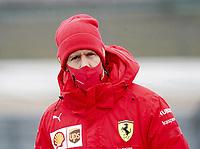 8th October 2020, Nuerburgring, Nuerburg, Germany; FIA Formula 1 Eifel Grand Prix;  Sebastian Vettel GER 5, Scuderia Ferrari