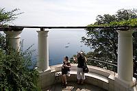 Italien, Capri, Museum Villa San Michele in Anacapri, Wohnhaus von Axel Munthe