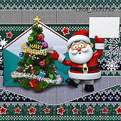 Isabella, NAPKINS, SERVIETTEN, SERVILLETAS, Christmas Santa, Snowman, Weihnachtsmänner, Schneemänner, Papá Noel, muñecos de nieve, paintings+++++,ITKE533316S,#sv#,#x#