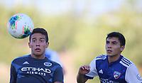 2019 Boys' DA U-18/19 Final New York City FC vs FC Dallas July 10, 2019