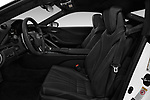 Front seat view of a 2020 Lexus RX 350L 4x2 Select Doors Door SUV front seat car photos
