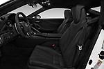 Front seat view of a 2020 Lexus RX 350L 4x2 Select Doors Door SUV front seat car photos