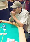 """Danny Smith was eliminated in 7th. place, making him the TV table """"bubble boy."""""""